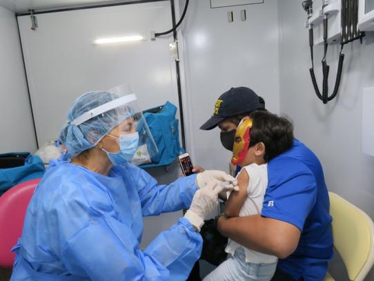Minsa y CSS han aplicado 804 mil 613 vacunas contra la influenza