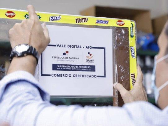 Transferencia del vale digital para 492,909 panameños desde hoy