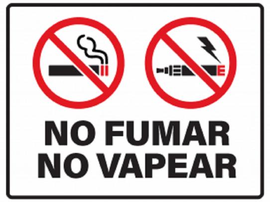 Vapear o fumar, te pueden matar