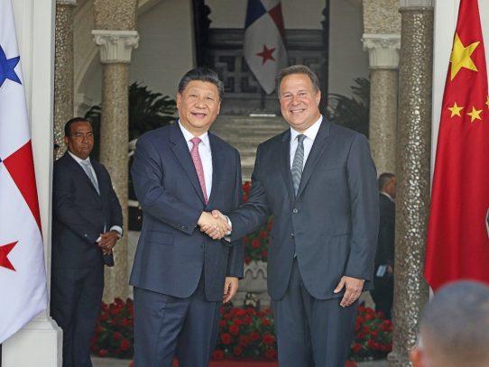 Expresidente Varela se encuentra en Shanghai para la Expo Internacional de Importaciones de China