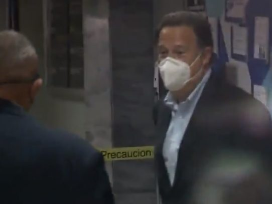 Por cuarta vez, expresidente Varela será indagado la próxima semana