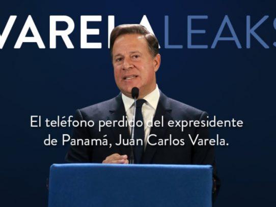 Difunden VarelaLeaks, supuestos mensajes de Whatsapp del expresidente sobre temas sensitivos