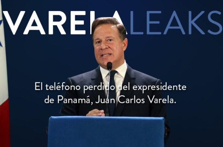 Expresidente Varela pide a afectados por VarelaLeaks que defiendan sus derechos