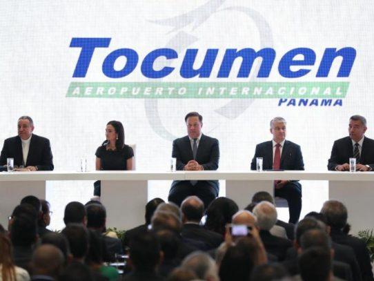 Terminal 2 del aeropuerto de Tocumen es recibida por Varela