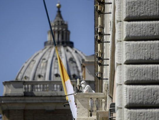 Vaticano confirma séptimo caso de coronavirus