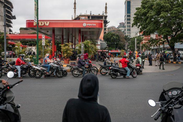 Opinión: Venezuela, un incendio sin gasolina