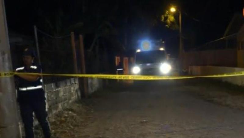 Dos asesinados a tiros en el sector de Área Roja,  Veracruz