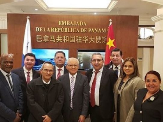 Pedro Miguel González no está en la comitiva del PRD que viajó a China