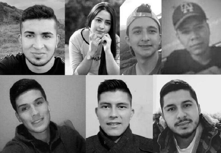 Ocho muertos en matanza en el suroeste de Colombia