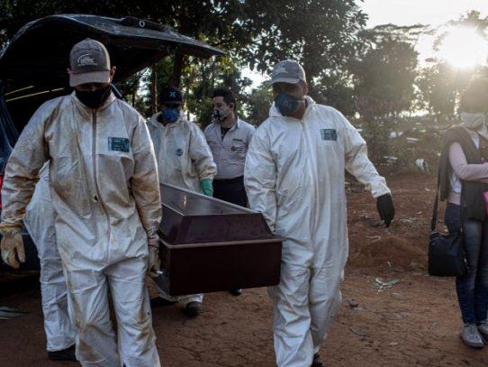 El coronavirus irrumpe en regiones que antes habían salido ilesas