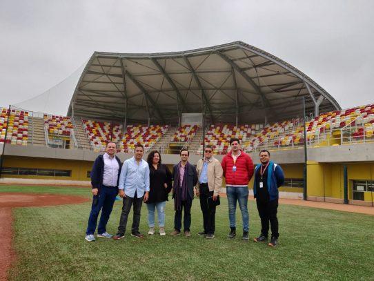 Panamá 2022 visitó Lima para conocer sobre la organización de los Panamericanos
