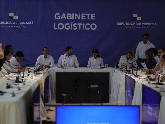 Presentan segunda fase de VUMPA durante la tercera reunión del Gabinete Logístico