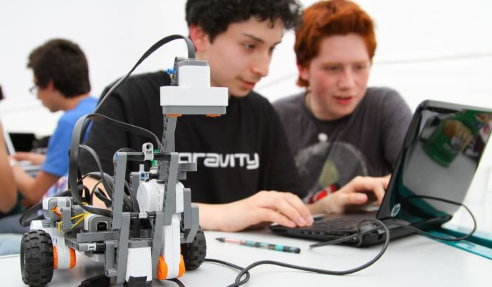 Plataforma de robótica hecha en Panamá será usada en competencia mundial