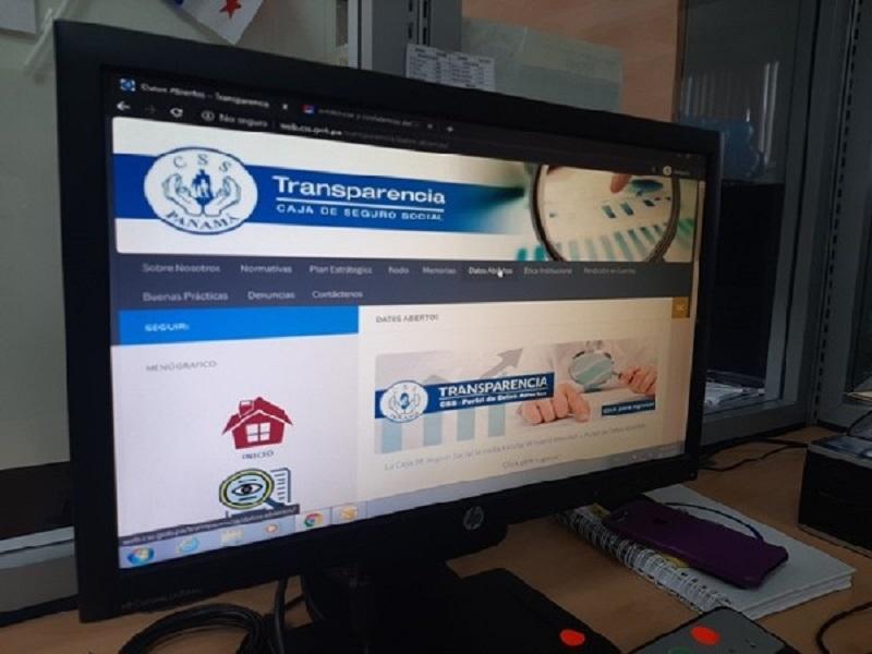 CSS habilitó plataforma digital para consulta de medicamentos e insumos
