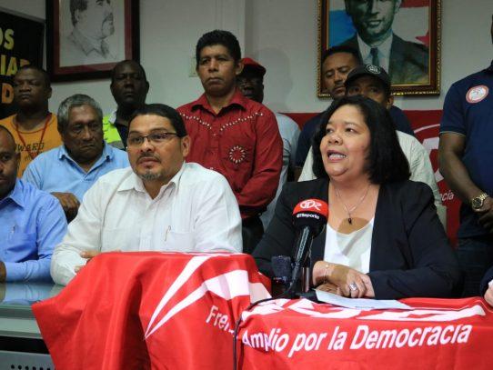 Saúl Méndez asegura ser el expresidenciable que menos contribuciones recibió
