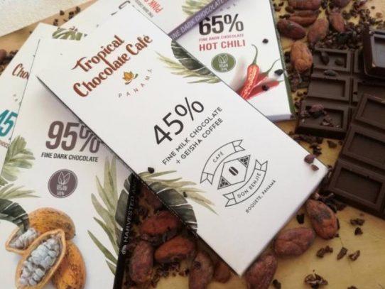 Chocolate panameño gana premio internacional