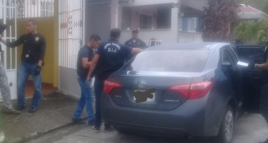 Capturan a presunto involucrado en doble homicidio en Tocumen