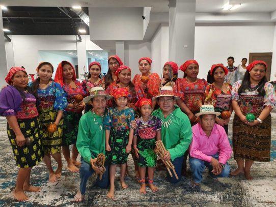 Celebran el Día Internacional de los Pueblos Indígenas