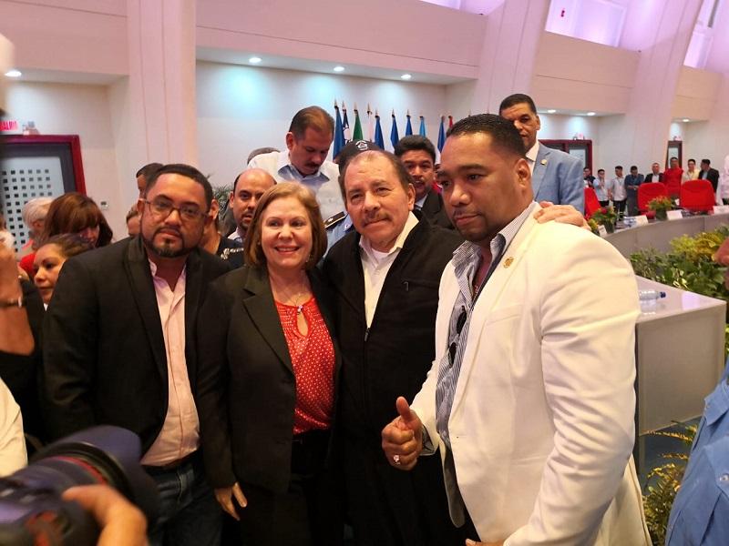 Presidente de Nicaragua avala que se otorguen facultades vinculantes al Parlacen