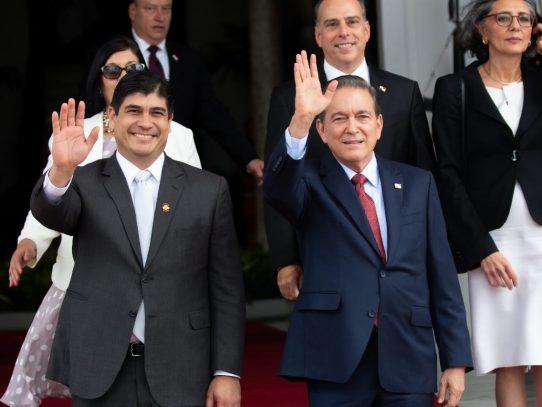 Cortizo anuncia que Panamá y Costa Rica tendrán un gabinete binacional