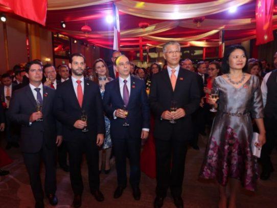 Fundación de la República Popular de China celebra sus 70 años en Panamá