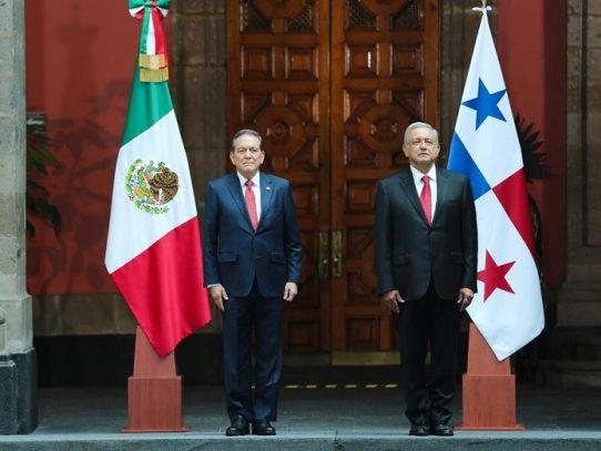 Panamá y México logran acercamiento para intercambio comercial y migración