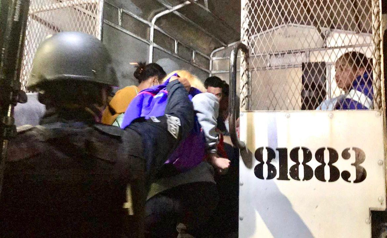 Desestima cargos y archiva expedientes a estudiantes manifestantes