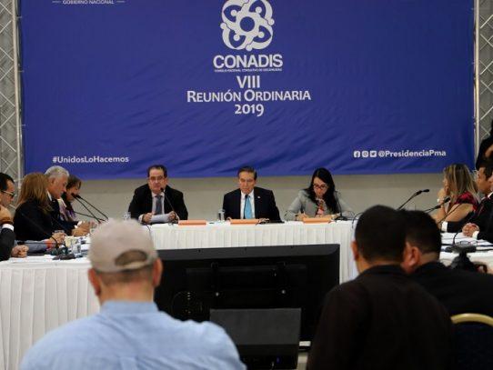 Cortizo anuncia nombramiento de 2% de personas con discapacidad