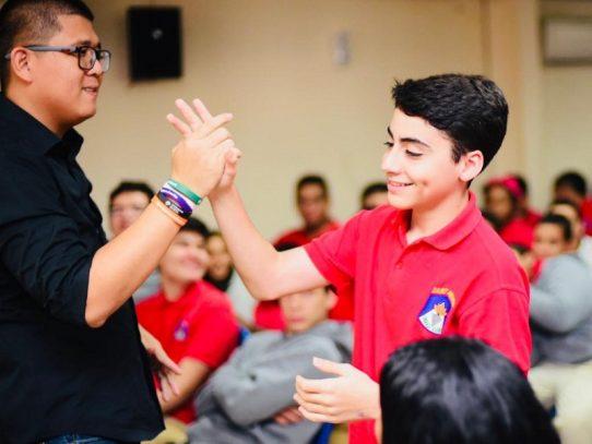 """""""YOUTHMAX"""" promoverá el Liderazgo entre 25 mil jóvenes en Panamá"""