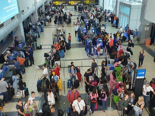 Aeropuerto de Tocumen manejó 16.5 millones de pasajeros en 2019