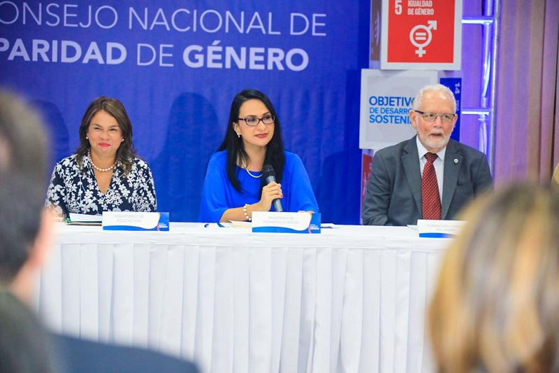 Instalan Consejo Nacional para la Paridad de Género