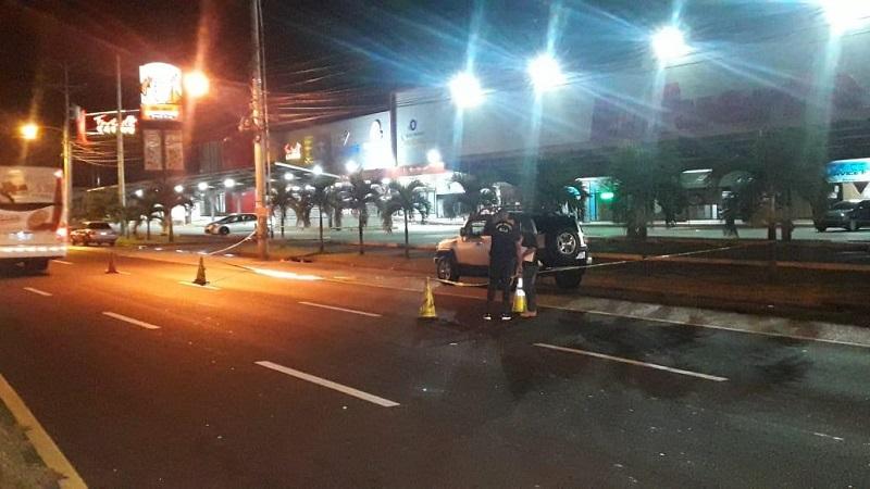 Dos asesinatos  en el distrito de Panamá