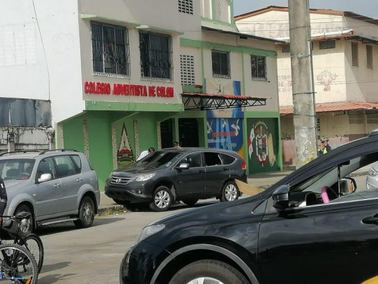 Balacera en Colón, no se reportan heridos