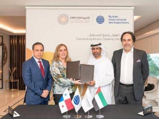 Panamá participará en Expo Dubái 2020