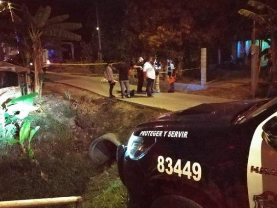 Un hombre es asesinado de varios disparos en Pedregal