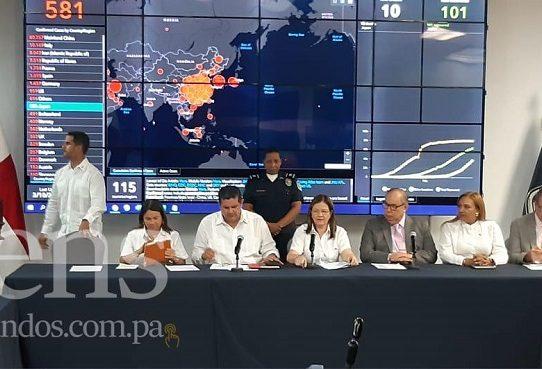 Coronavirus en Panamá: ocho casos confirmados, una muerte y suspensión de clases