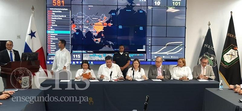 Panamá suma 46 defunciones y 1,801 casos positivos de Covid-19