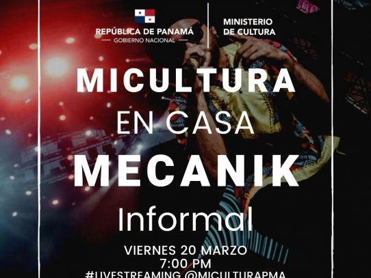 """Sertv, MedcomGo y artistas panameños se unen para llevarte """"MiCultura en Casa"""""""
