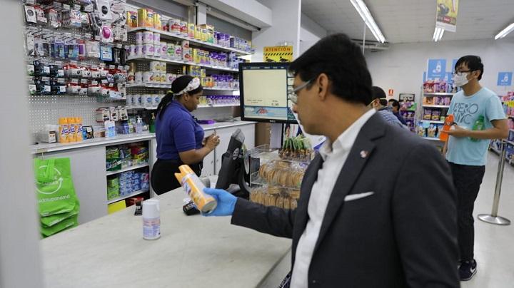 Acodeco sancionará comercios que insistan en aumentar precios de la canasta básica