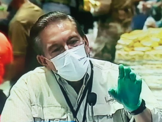 """En medio de escándalo por ventiladores, Cortizo llama a """"actuar y no ocultar"""""""