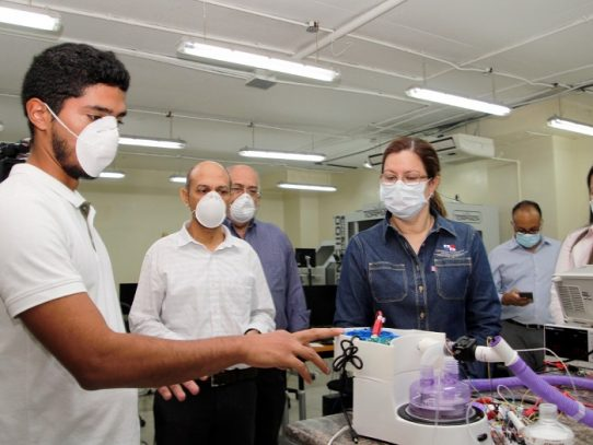UTP elaborará 100 humidificadores para el Ministerio de Salud ante la pandemia