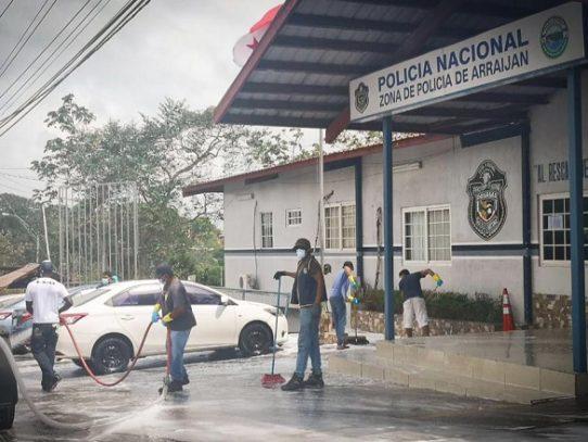 Arraiján: Trabajo comunitario a quienes no puedan pagar multa por incumplir cuarentena