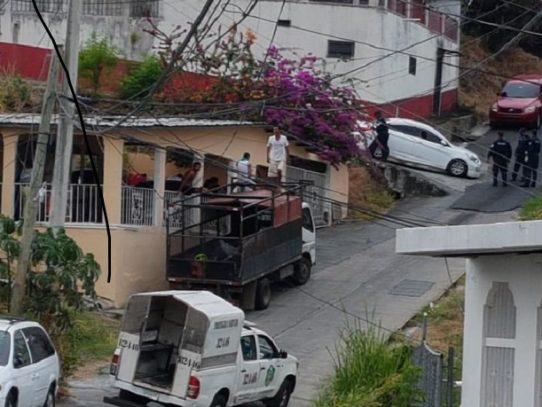 Doble asesinato en el distrito de San Miguelito