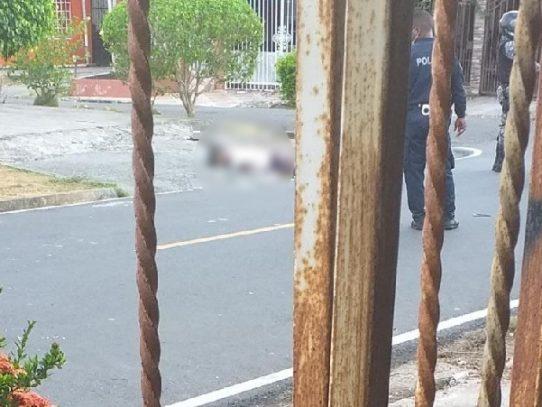 Un hombre es asesinado a balazos en Vacamonte