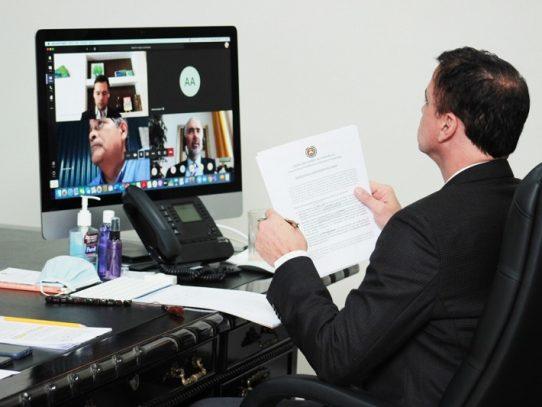 Contraloría y MEF prorrogan hasta mayo liquidación de presupuesto fiscal 2019