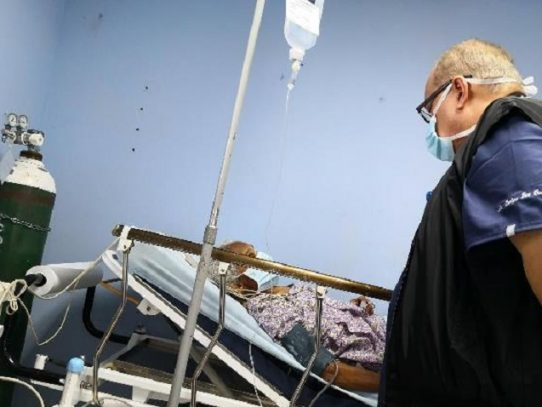 Hospital Ezequiel Abadía en Soná reabre sus puertas