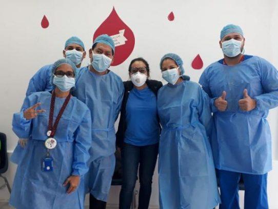 Dona sangre y salve vidas durante la pandemia por Covid-19