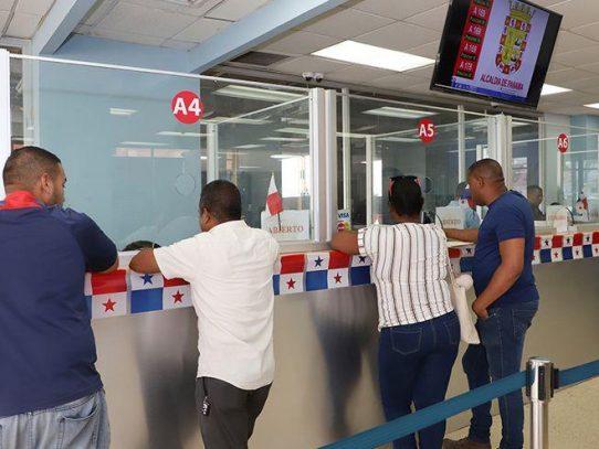 Recaudación actual del Municipio de Panamá es de 1.3 millones al mes