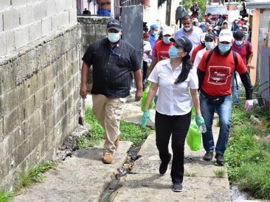 Al menos 126 mil panameños han podido adquirir comida y medicamentos con Vale Digital