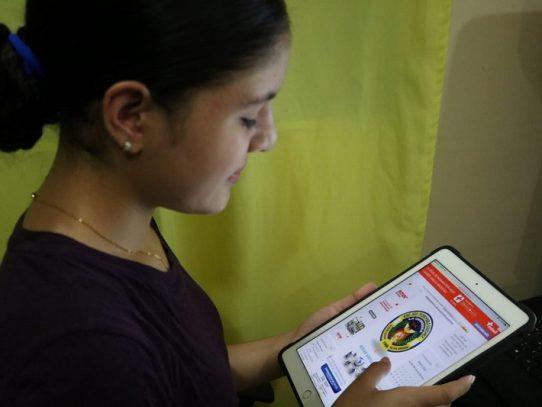 Docentes y estudiantes del colegio Pedro Pablo Sánchez usan la plataforma Moodle